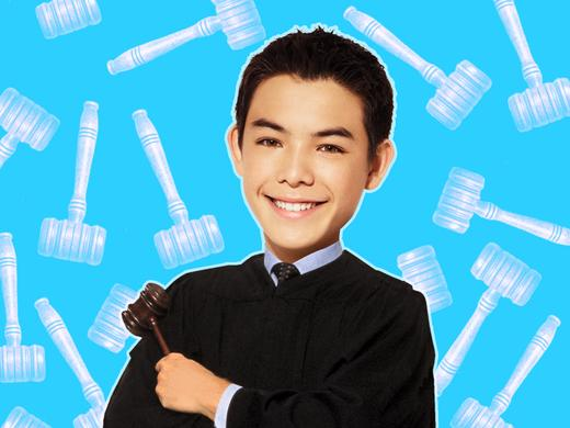 Ryan Potter Spy the Lie Thumb