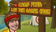 Camp Fred: Let the Games Begin
