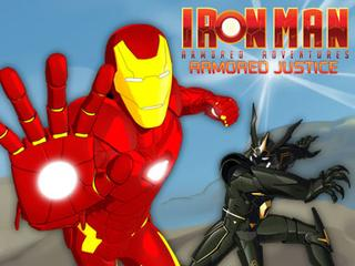 iron man armored adventures games online free play