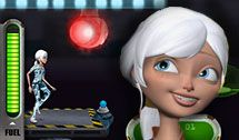 play Monsters Vs Aliens: Gin…