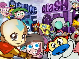 Nicktoons: Dance Off, Clash On! Game