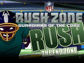 NFL Rush The End Zone Game
