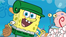 SpongeBob SquarePants: Spring Training