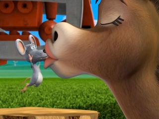 Hickory Dickory Donkey: Kiss & Tell video