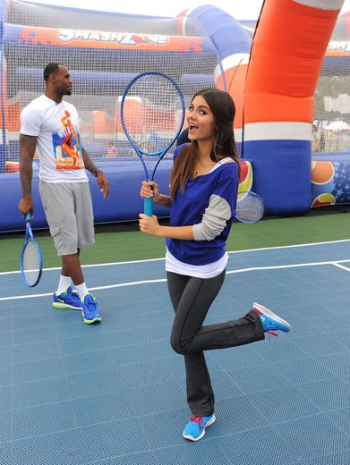 Tennis Pro|Move over Williams sisters! Victoria is an ace on the court.