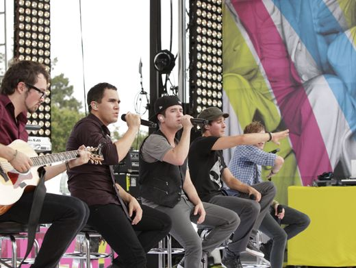 Practice Makes Perfect|BTR gave so many performances on their tour this summer, they had these songs down to a science.