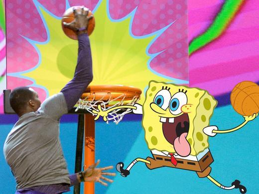KCA 2013 SpongeBob 4