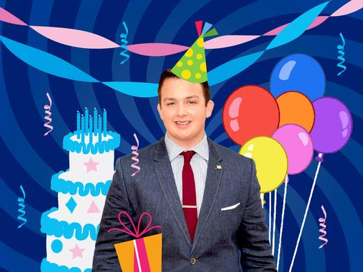 2013 Noah Munck Birthday 1
