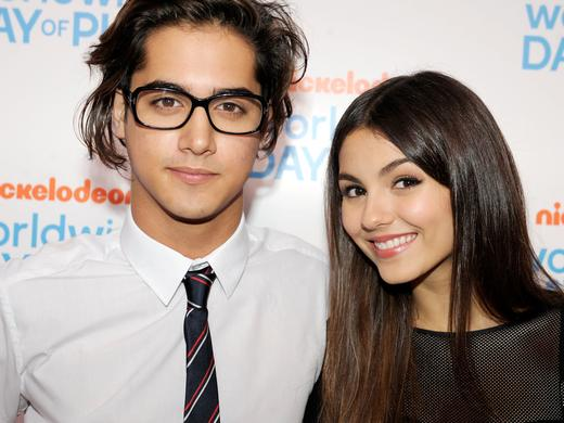 Blog Image Victoria and Avan Think Guys and Girls Can Be BFF Image 1