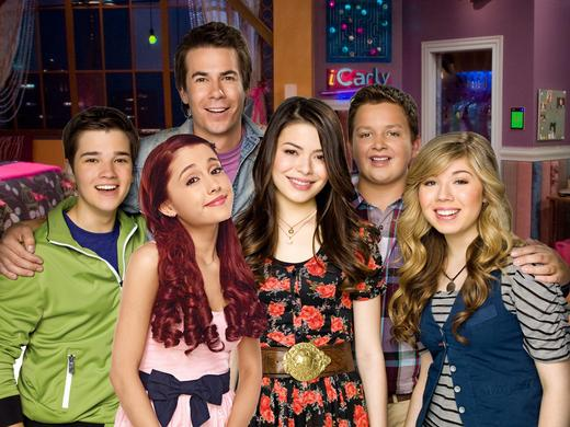 Ariana Grande iCarly Fan 1