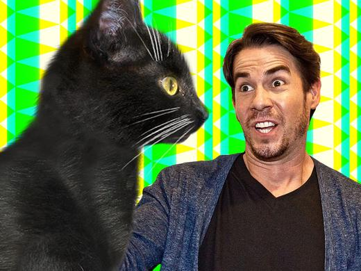 Jerry Trainor Superstitious 1