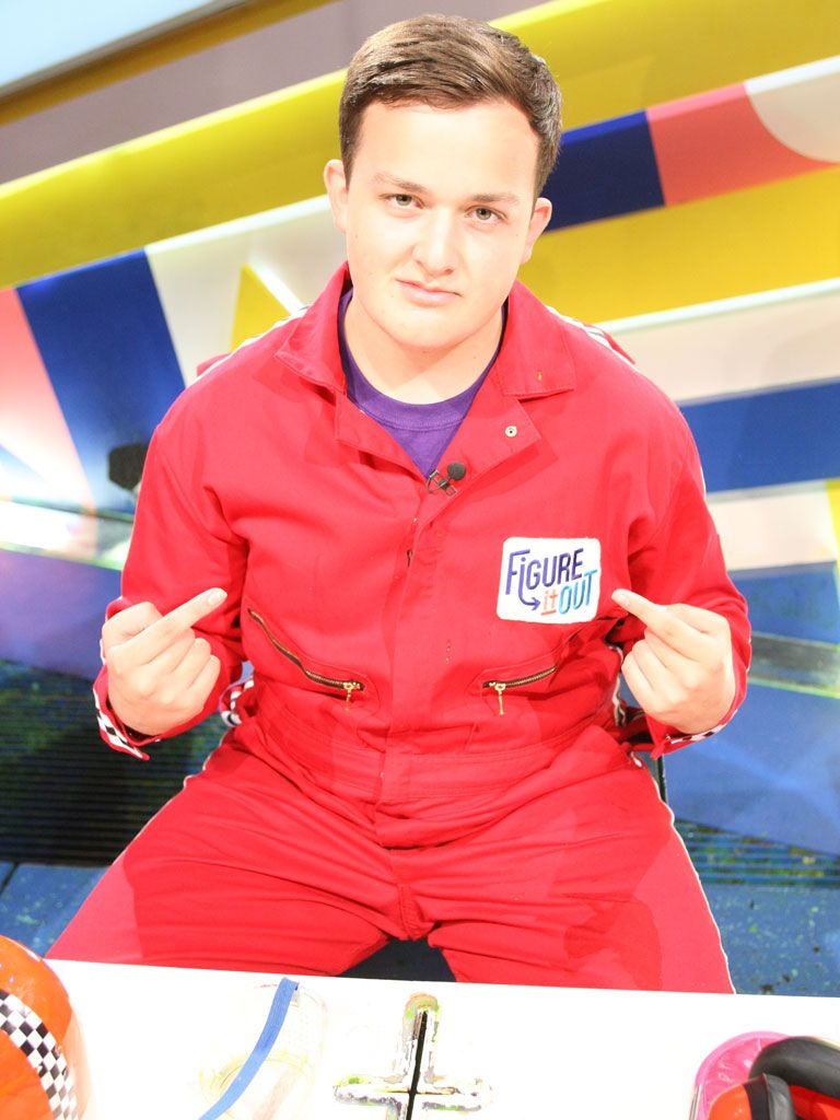 Chances Are Slim|Noah Munck thinks he's the man to take this episode of Figure It Out to another level, but will he go home slime-free?
