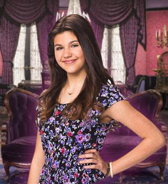 Taylor Hathaway... The Haunted Hathaways Cast Names