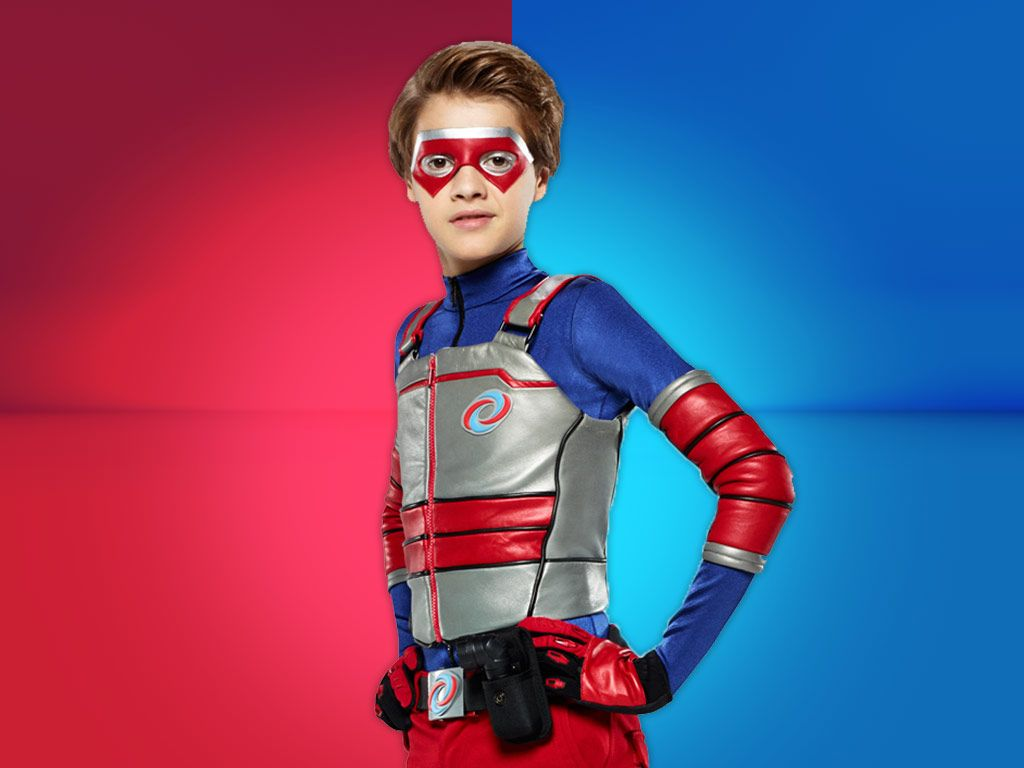 Meet kid danger when henry gets hit it hurts but thanks to his