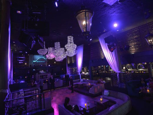 The Party House|Check out this swanky venue where Cymph and her pals celebrated the big 16! You couldn't ask for a cooler setting that this.