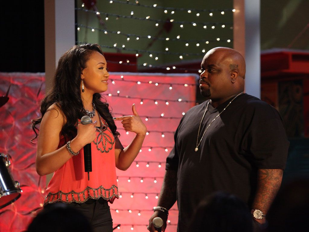 Who Is The Star?|Are Kacey and Cee Lo able to share the limelight when performing?