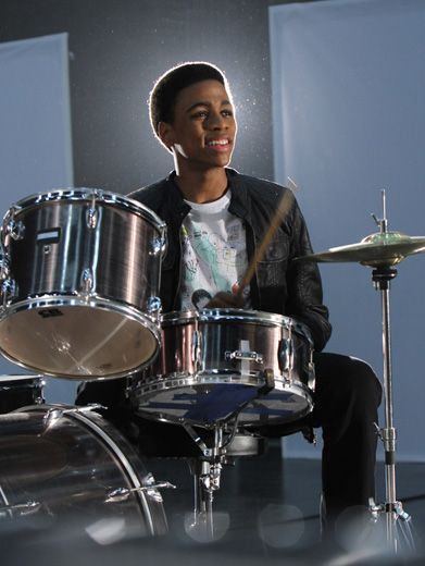 Keepin' the Beat|Chris O'Neal is a pro percussionist. That's why Gravity 5 is so great at bringin' the beats!