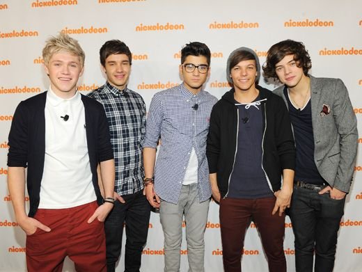 Rising Stars|We were pumped to see the oh-so-talented guys from One Direction at this year's Upfront presentation! They'll be performing at the KCAs and we'll be staying Up All Night to see them!