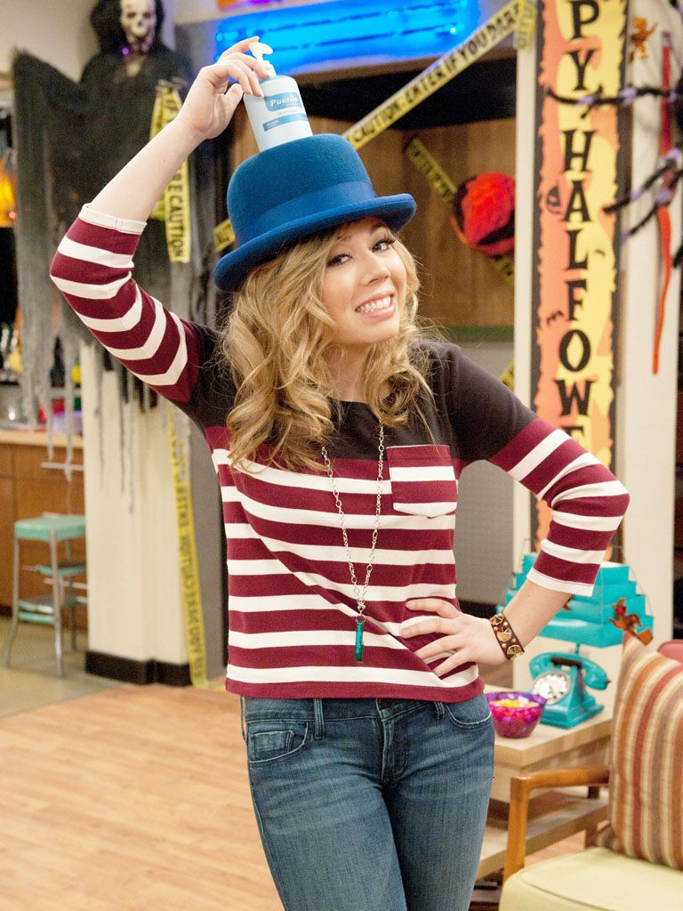 Costume Time|Umm Jennette, it's called HAND soap, not hat soap!