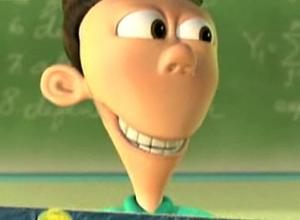 Jimmy Neutron, Sheen Picture