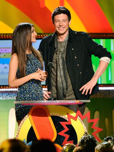 The Gleek Speaks!|Corey Monteith confessed that he was pretty upset for not being nominated for Favorite Female Athlete...Uh, Corey, is there something you're not telling us?