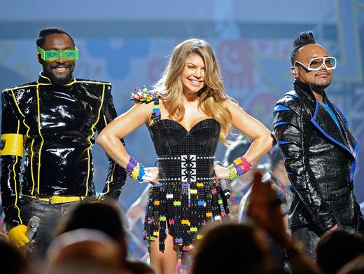 Mind Your Peas and Qs|The only manner that The Black Eyed Peas minded was the manner of giving an incredibly awesome KCA performance!