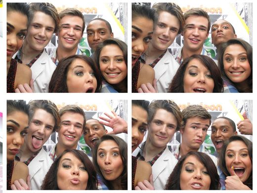 KCA 2012: Friends 'Til The End|We love House of Anubis! Even though the second season ended, these pals are inseparable!