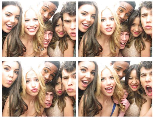 KCA 2012: Rock the Booth|These super stars really know 'How to Rock' the photobooth!