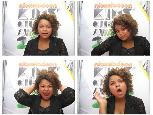 KCA 2012: Drama Doll|It's no wonder Rachel Crow is such a star actress, she's clearly a master of facial expressions!