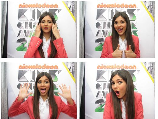 KCA 2012: Due Justice|Victoria Justice looks amazing! We're rooting hard for this KCA nom!