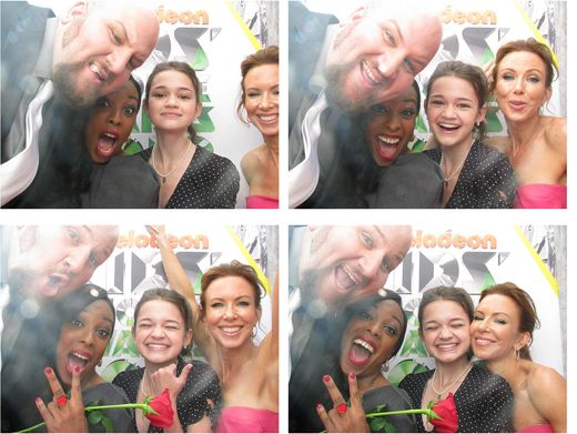 KCA 2012: Photo-bomb!|Funny man Stephen Kramer Glickman crashes the photobooth!