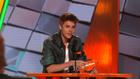 KCA 2012: Justin Bieber Wins Favorite Male Singer! video