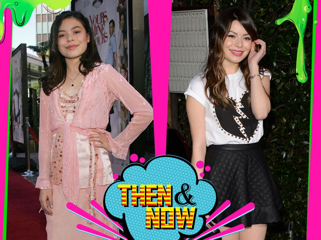 Miranda Cosgrove|It seems like only yesterday Miranda was a cute lil' sis, and now she's a stunning starlet!