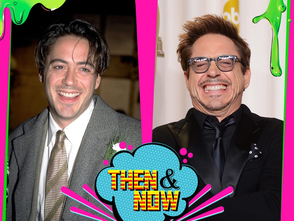 Robert Downey Jr.|Robert has always had a smile on his face, no doubt because he cracks himself up!
