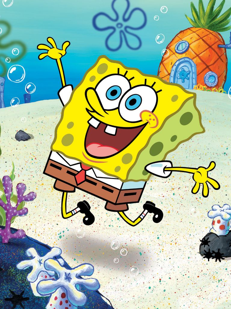 SpongeBob SquarePants!|Bikini Bottom's favorite sponge is always dressed to the nines!
