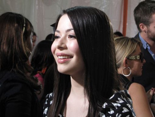 Miranda Cosgrove|The star of Fave TV Show