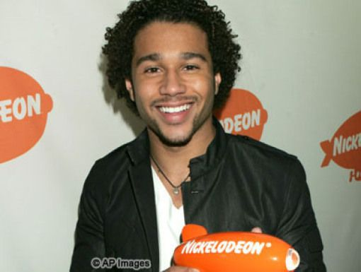 Corbin Bleu|Corbin poses with the 