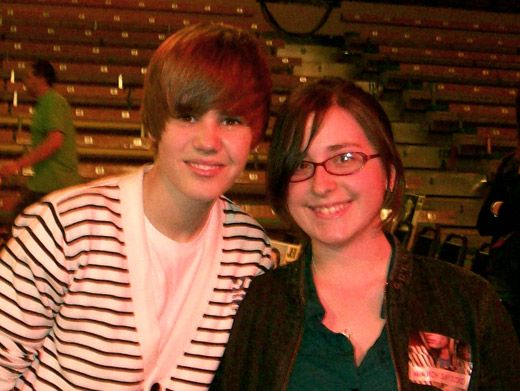 Justin Bieber Sweeps Winner|Megan got the chance of a life time! To meet Justin Bieber & hang out at the KCAs. Keep clicking for more of her pics!