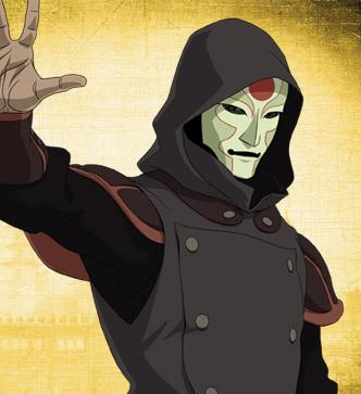 Amon Picture - Legend of Korra
