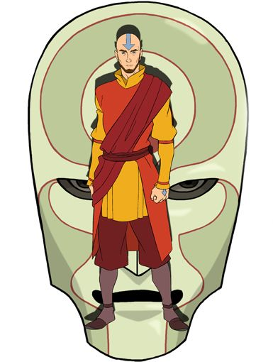 AANG|Could it be that the same Avatar who reached through the past to save Korra is determined to bring her down? We know he can take away bending! Say it ain't so, Aang!