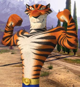 Vitaly the Tiger Picture - Madagascar 3: Europe's Most Wanted