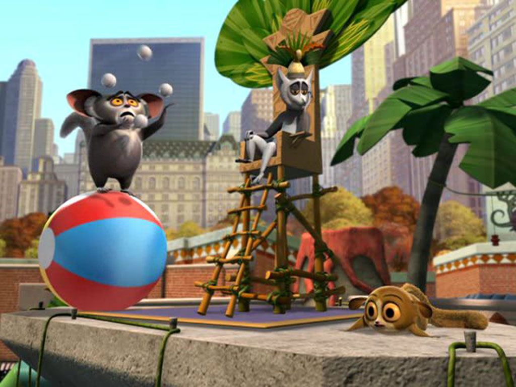 For Better or Worse|All hail King Julien! This self-proclaimed monarch of the zoo has two trusty subjects who follow through with his every bidding. Must be nice!