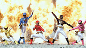 Power Rangers Megaforce: Killer Moves picture