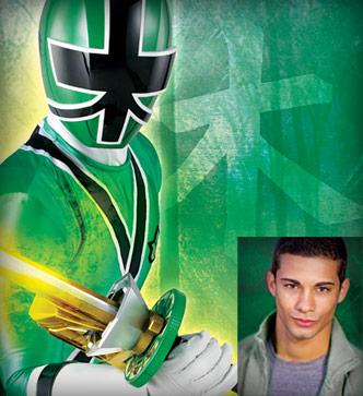 The Green Ranger Picture - Power Rangers: Samurai