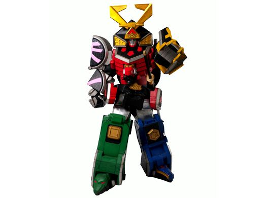 MegaZord|Look for a whole bunch of new tricks up MegaZord's giant sleeves this season.