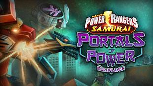 Power Rangers: New Game!