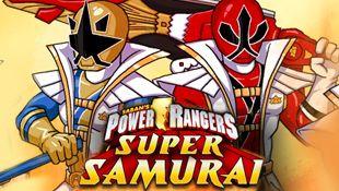 power rangers samurai spiel