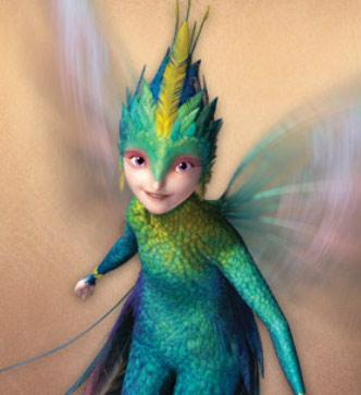 Tooth Picture - Rise of the Guardians