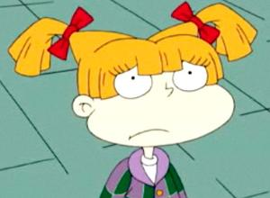 Angelica Pickles Picture, Rugrats