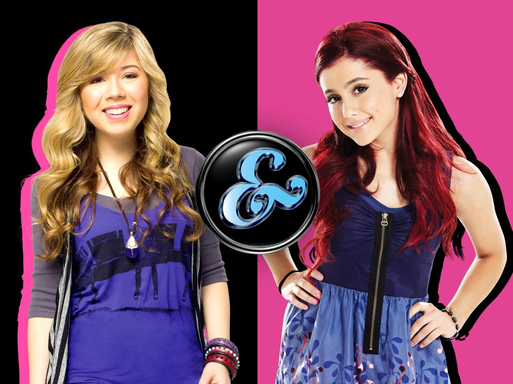 E Cat Fusion Sam & Cat!|Kicking...